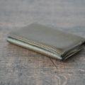 【レビュー】ストラッチョのゴート!やっぱりミニ財布では最強かなぁ