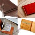 【マネクリ財布】日本製のかっこいいマネークリップ財布を紹介【made in japan限定】