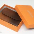 【色の種類】コトカルの小さな財布|ぼかし染め・ルガト・黒桟革・一期一会【口コミ評判】