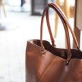 【レビュー】エムピウバッグのノマデ|使い勝手やエイジング具合【色はチョコ】